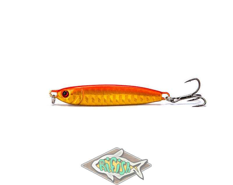 Блесна RENEGADE Iron Minnow 18гр ( пилкер ) Цвет 006