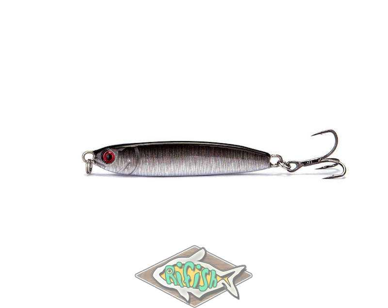 Блесна RENEGADE Iron Minnow 18гр ( пилкер ) Цвет 0010
