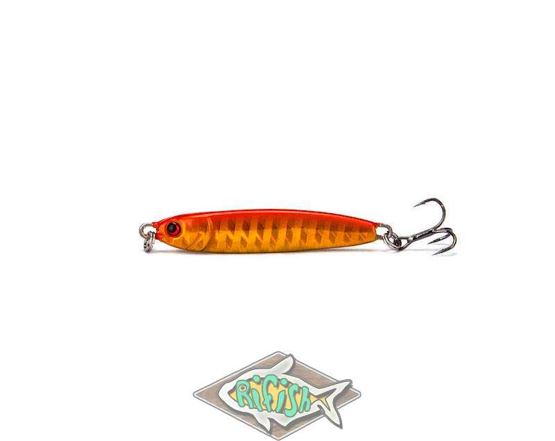 Блесна RENEGADE Iron Minnow 12гр ( пилкер ) Цвет 006